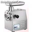 Meat mincer 22/rs - stainless steel mincing set - single phase - power hp 1,5 -