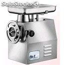 Meat mincer 32/rs - stainless steel mincing set - three phase - power hp 3 -