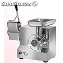 Meat mincer/ grater 22/at - stainless steel mincing set - three phase - ec