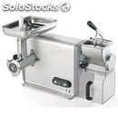 Meat mincer/grater - mod and 22 - with gear - anodized aluminium structure -