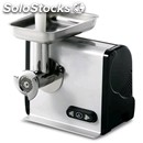 Meat mincer - mod. mic 12 - anodized aluminium body and abs shock-proof sides -