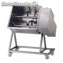 Meat mixer mod 95c2p - three phase - mix 95kg - 2 paddles - power hp 2 - 1500w