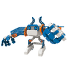 Meccano robot personal Micronoid Blue Basher 6031224