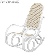 Mecedora Swing - Color - Blanco