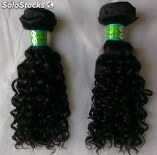 Meches Malasien 100% natural tight curly
