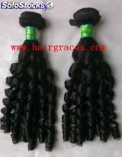 Meches Peruvien 100% naturel Frenche Curly