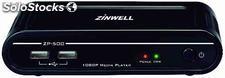 Media Player zp-500 zinwell