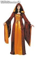 Medieval court lady costume