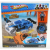 megabloks hot wheels con vehiculo