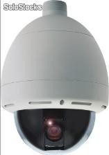 Megapixel ip high speed dome camera