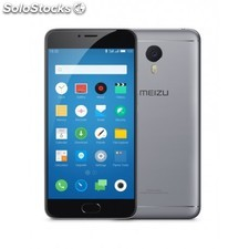 Meizu - M3 Note sim doble 4G 16GB Negro, Gris