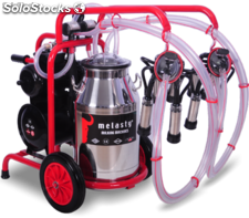 Melasty Double Milking Machine
