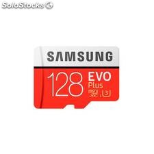 Mem micro sd 128GB samsung evo CL10 adapt sd