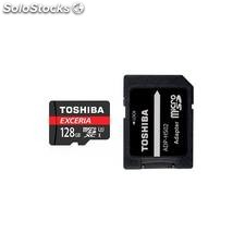 Mem micro sd 128GB toshiba uhs-i CL10 adapt sd