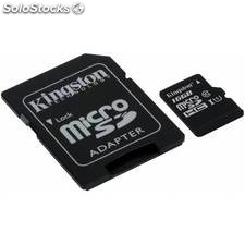 Mem micro sd 16GB kingston CL10 GEN2 adapt sd