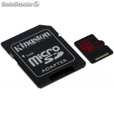Mem micro sd 64GB kingston CL10 uhs-i(U3)0.sd