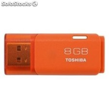 Mem usb 2.0 toshiba 8gb orange hayabusa
