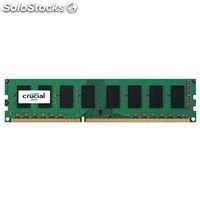 Memoria crucial CT102464BD160B 8GB DDR3L 1600MHz PC3-12800 no-ecc