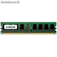 Memoria crucial CT12864AA667 1GB DDR2 667MHz PC2-5300