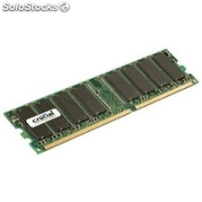 Memoria crucial CT12864Z40B dim 1GB ddr 400MHz PC3200 CL3