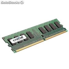 Memoria crucial CT25664AA667 2GB DDR2 667MHz PC2-5300