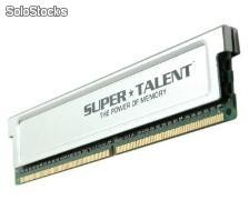 Memoria DDR2 1024MB 800MHz Super Talent
