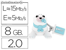 Memoria emtec usb 2.0 jerry 8gb