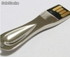 memoria Flash usb del metal