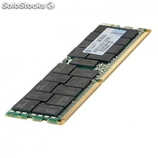 Memoria hpe 820077-B21 4GB (1X4GB) single rank X4 PC3-12800E DDR3-1600 cas-11