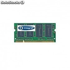 Memoria integral 2gb ddr2 667mhz - sodimm - PC2-5300 - unbuffered - non-ecc -