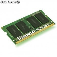 Memoria KINGSTON - 4gb - ddr3-1600mhz - sodimm - 204pin - latencia 11 - 1.5v
