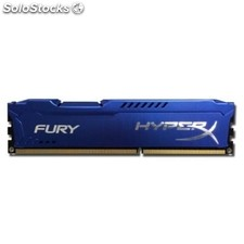 Memoria kingston HX318C10F/4 HyperX Fury 4GB DDR3 1866MHz