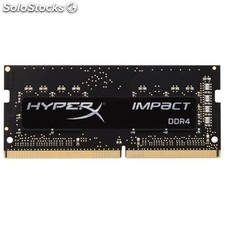Memoria kingston HX421S13IB/8 HyperX Impact 8GB DDR4 2133MHz no-ecc