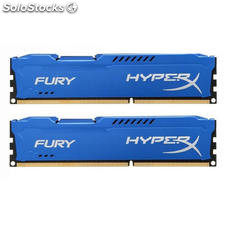 Memoria kingston hyperx fury blue