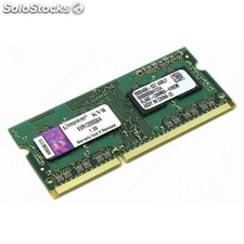 Memoria kingston KVR13S9S8/4 SoDim DDR3 4GB 1333MHz sr