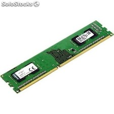 Memoria kingston KVR16N11S6/2 2GB DDR3 1600MHz Single Rank