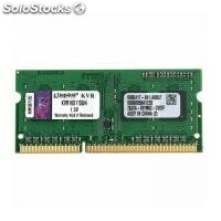 Memoria kingston KVR16S11S8/4G SoDim DDR3 4GB 1600MHz sr