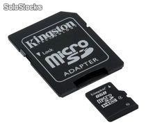 Memoria Kingston Micro SD 8 GB SDC4/8GB