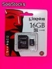 Memoria Micro Sd Kingston 16 Gb