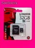 Memoria Micro Sd Kingston 32 Gb