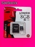 Memoria Micro Sd Kingston 8 Gb