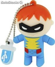 Memoria Mooster usb 16GB Toons Fantastic Boy mx 188