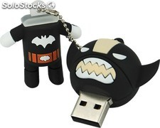 Memoria Mooster usb 8GB toons fantastic bat mx 195