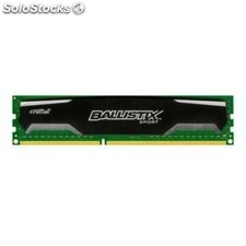 Memoria ram Crucial IMEMD30073 BLS8G3D1609DS1S00 8 GB 1600 mt/s PC3-12800 CL9