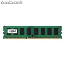 Memoria ram Crucial Single Rank CT51264BD160BJ 4 GB DDR3L 1600 MHz