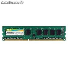 Memoria ram Silicon Power SP004GBLTU160N02 DDR3 240-pin dimm 4 GB 1600 Mhz