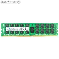 Memoria samsung ecc registered dimm (1.2V) 32GB x4 DDR4 PC2400 PMR03-825336