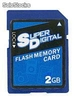 Memoria SD 2048MB Super Talent