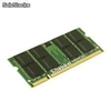 MEMORIA SODIMM KINGSTON 2GB DDR2 667MHZ PC2-5300 KVR667D2S5/2G