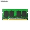 MEMORIA SODIMM KINGSTON 2GB DDR2 800MHZ PC2-5400 KVR800D2S6/2G